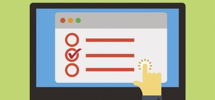 5 cosas a evitar cuando se crea un formulario online